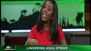 TVC Breakfast 4th December 2018 | Lingering ASUU strike