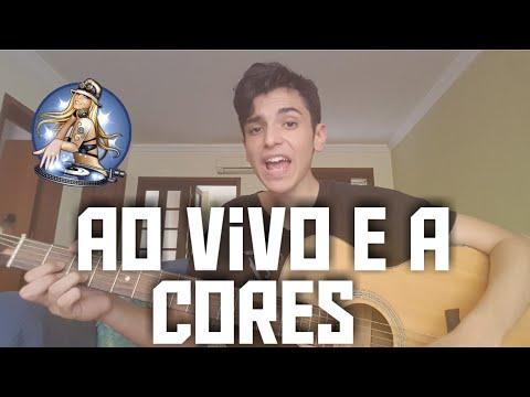 Matheus e Kauan - Ao vivo e a cores - COVER Acústico - Guilherme Porto