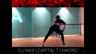 Capital T ft. Macro & Dj Nika - C'est La Guerre  (danse vidéo)