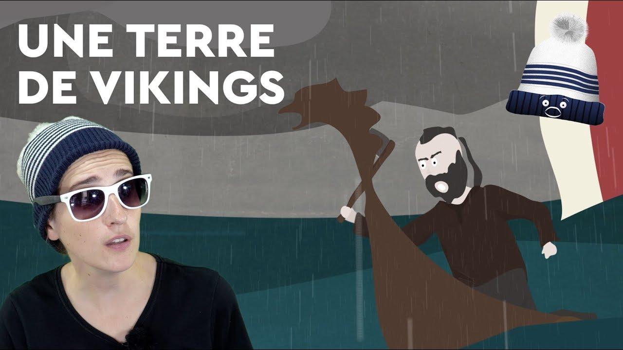 ⚓ ⚔ Comment les vikings ont-ils peuplé l'Islande ? - #Poucesdor - ???????? IS 03