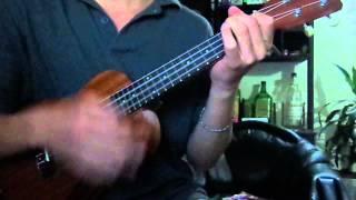 Bacilos-caraluna (ukulele cover)