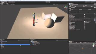 Making a Character You Can Control in Unity3D (pre Unity 4.0.0f!)