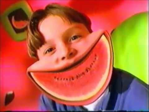 Old Fruit Gushers Commercial (1997)
