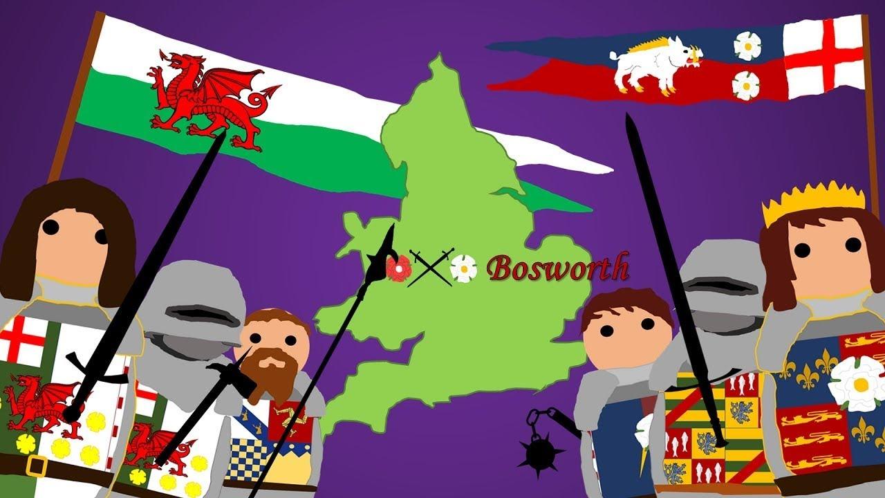 King Henry VII The Battle Of Bosworth
