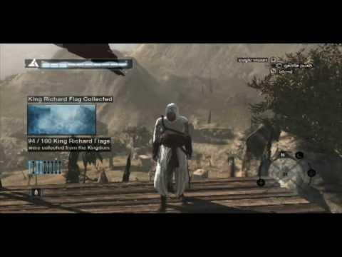 assassins creed king richard flags 89-100 kingdom