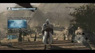 assassins creed king richard flags 89-100 kingdom