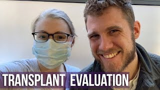 DAY 4 OF TRANSPLANT EVALUATION | The Cardiothoracic Surgeon