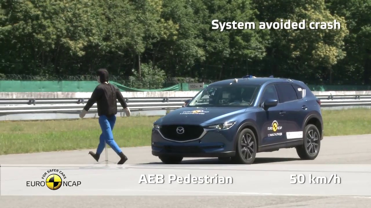 Euro Ncap New Jeep Compass Ford Fiesta Mazda Cx 5 Earn Top Ratings