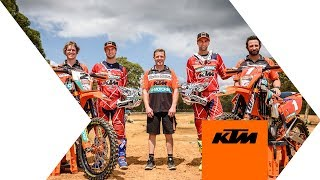 2018 KTM ENDURO RACING TEAM | KTM AUSTRALIA