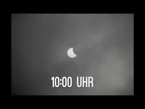 Sonnenfinsternis 20.03.2015 Wuppertal