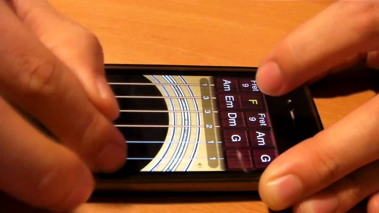 iPhone Guitar Cover – Losing My Religion