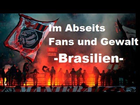 Im Abseits Fans Und Gewalt - Brasilien (DSF-Dokumentation)