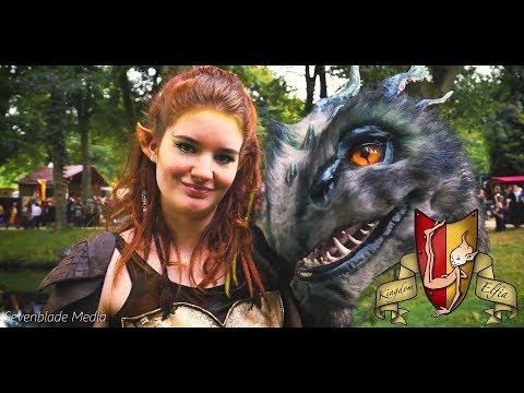 Elfia 2018: Arcen :: Castlegardens :: 4k Cosplay &  Costume Video - Sevenblade