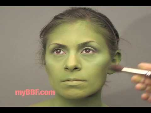 Best Witch Makeup - YouTube