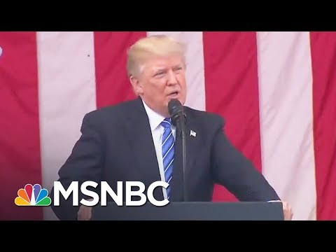 Donald Trump Believes Climate Change Is A Hoax | All In | MSNBC