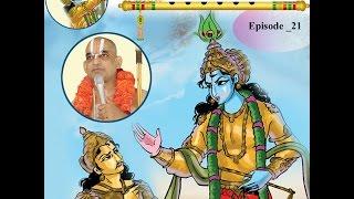 Srimad Bhagavad Geeta | Kurukshetram | Part 21 | By Sri Chinna Jeeyar Swamiji