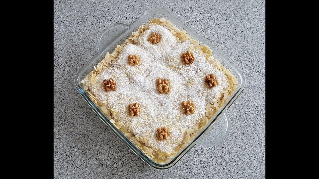 Etimek Tatlisi Pasta Zwieback Dessert Kuchen Youtube