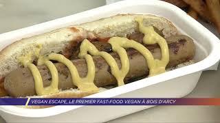 Yvelines | Un premier fast food vegan à Bois d'Arcy