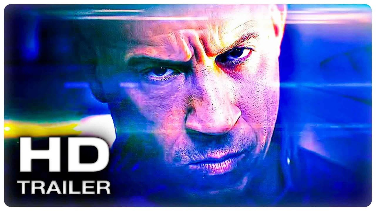 ФОРСАЖ 9 Трейлер ТИЗЕР #1 (2020) Вин Дизель Action Movie HD