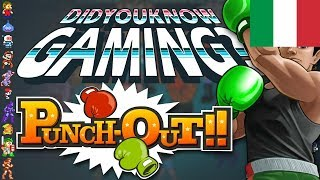 Punch-Out!! - Did You Know Gaming? ITA - Dacher