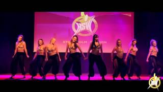 NICOLINA LADIES at Hot Salsa Weekend 2015 (Stockholm - Sweden)