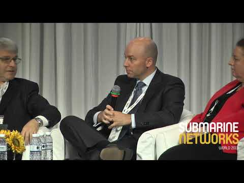 Submarine Networks World 2017 - Financing Panel -  Financing tomorrow's cables