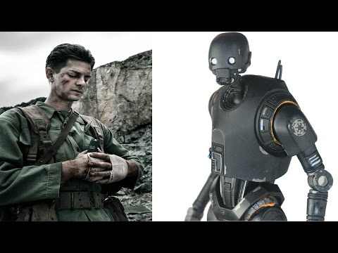 Hacksaw Ridge & Rouge One Talk