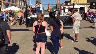 Wrestling in Moose Jaw - Canada कमाल की कुश्ती
