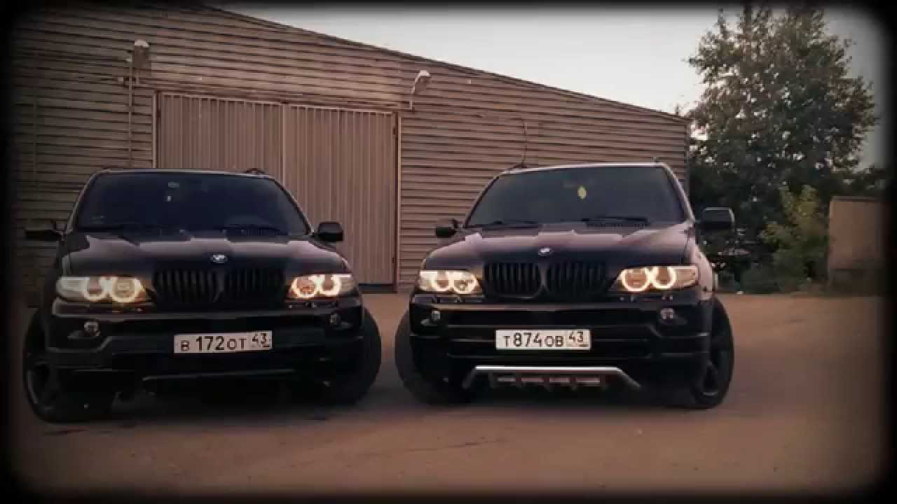 bmw x5 e53 4 4 vs 4 8 youtube. Black Bedroom Furniture Sets. Home Design Ideas