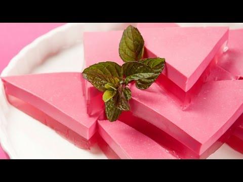 Easy Dessert Recipes, Jelly Slice, 4 Ingredients, Kim McCosker