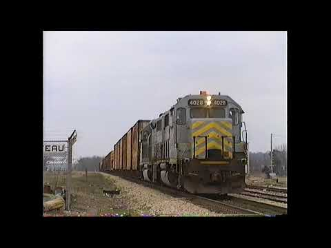 KCS in Southeastern Oklahoma, February 1995
