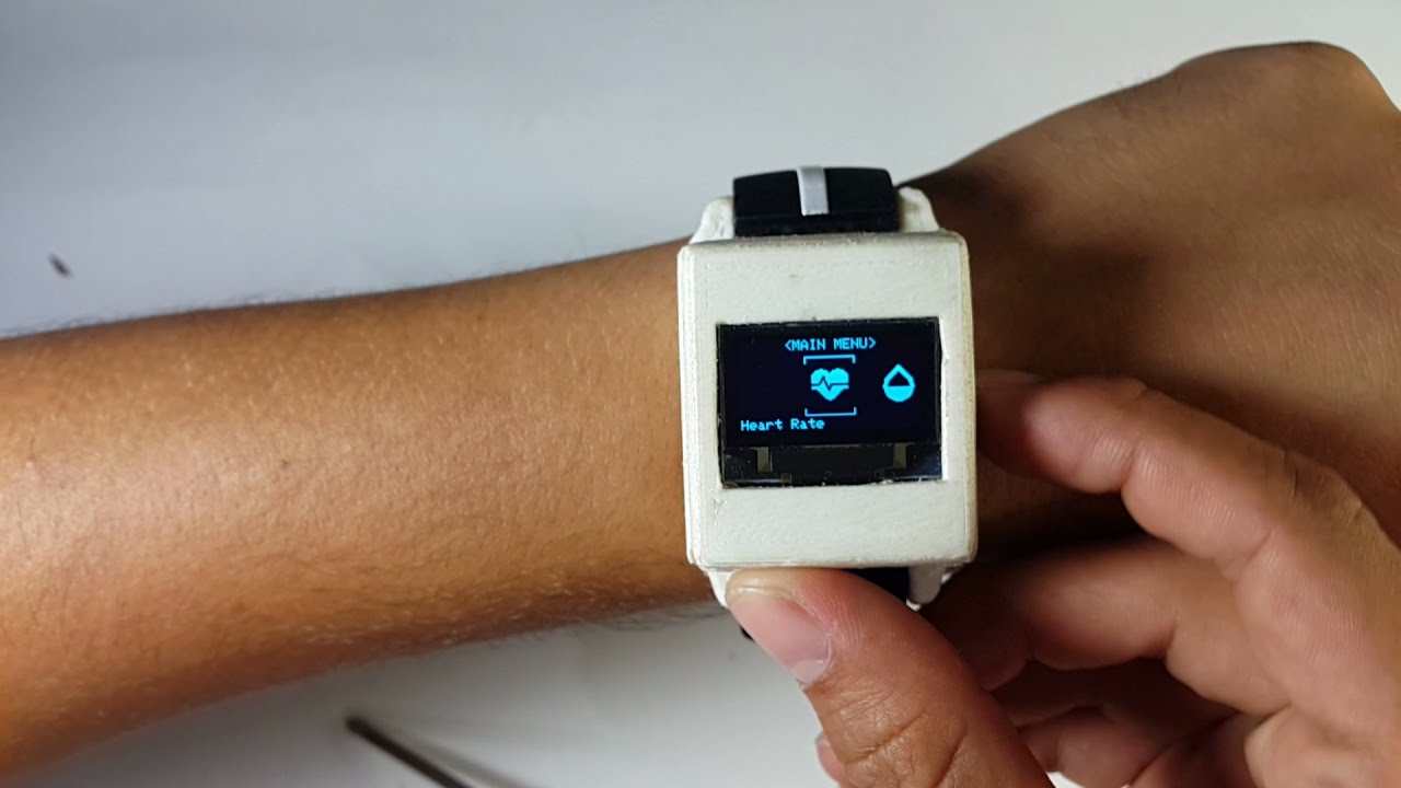 DIY Arduino Watch Sport 2 0: 31 Steps (with Pictures)