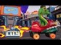 COBRA CHAOS! | Hot Wheels City | Episode 1