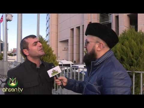Ahsen Tv Muhabiri Bu Sefer Sert Kayaya Çattı