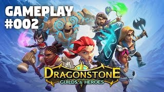 dragonstone guilds and heroes lets play android gameplay review 002 ember entertainment