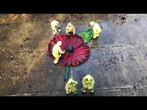 Eynsham Fire Station's Remembrance Video