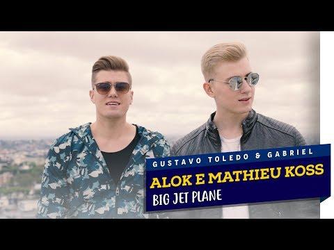 GTG - BIG JET PLANE (ALOK & MATHIEU KOSS COVER)