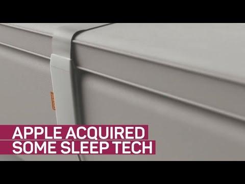 Apple acquires sleep tech company