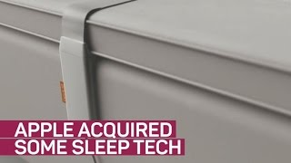 Apple acquires sleep tech company