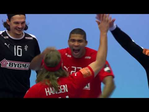 Mikkel Hansen mode ON! | IHFtv - Germany Denmark 2019