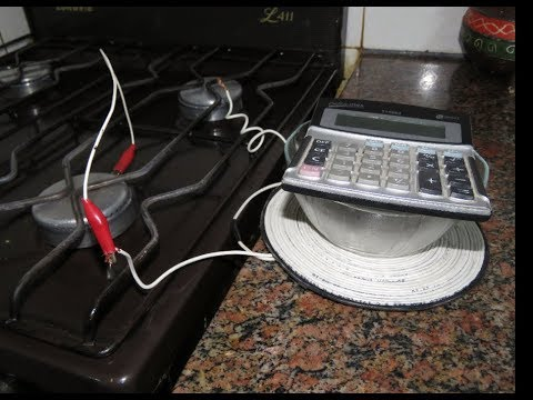 Electricidad Fria o Pulso Electrico Magnetico PEM ?/Cold Electricity or Magnetic Electric Pulse?
