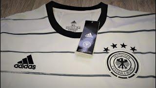 Обзор футболки сборной Германии Евро 2021 Adidas Germany national team