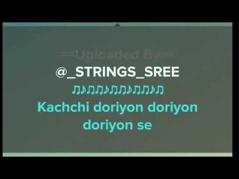 Dil Diyan Gallan Karaoke
