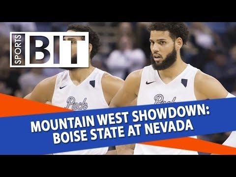 Boise State Broncos at Nevada Wolf Pack | Sports BIT | NCAAB Picks