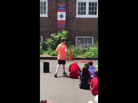 Davison Chapman | Little Free Library Dedication at Good Shepard Episcopal School