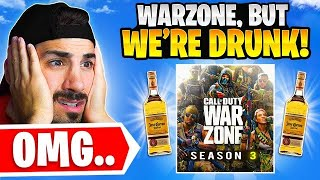 We Played Warzone Drunk and This Happened.. 😨