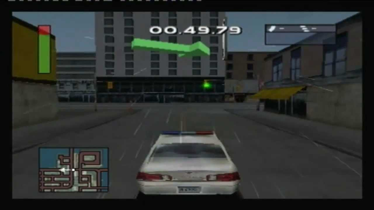 Ps Police Car Games