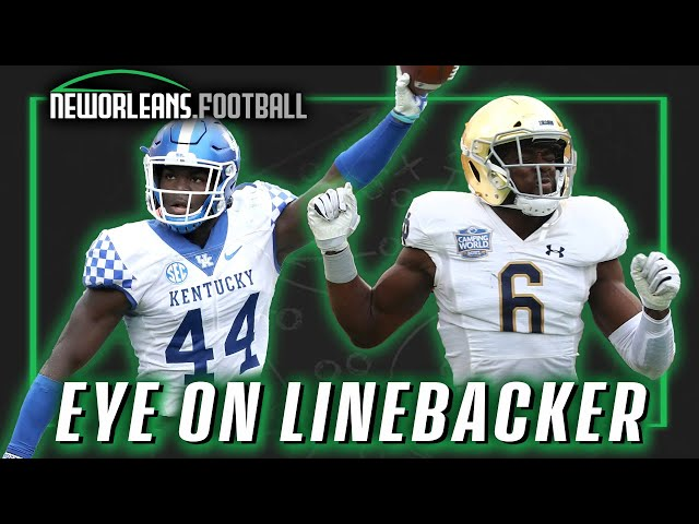 Scouting the Saints' options at linebacker | NewOrleans.Football