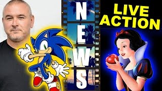 Tim Miller's Sonic the Hedgehog Movie, Disney Live Action Snow White