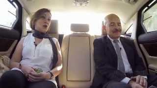 Jaguar Land Rover Backseat Chat with Janan Habib